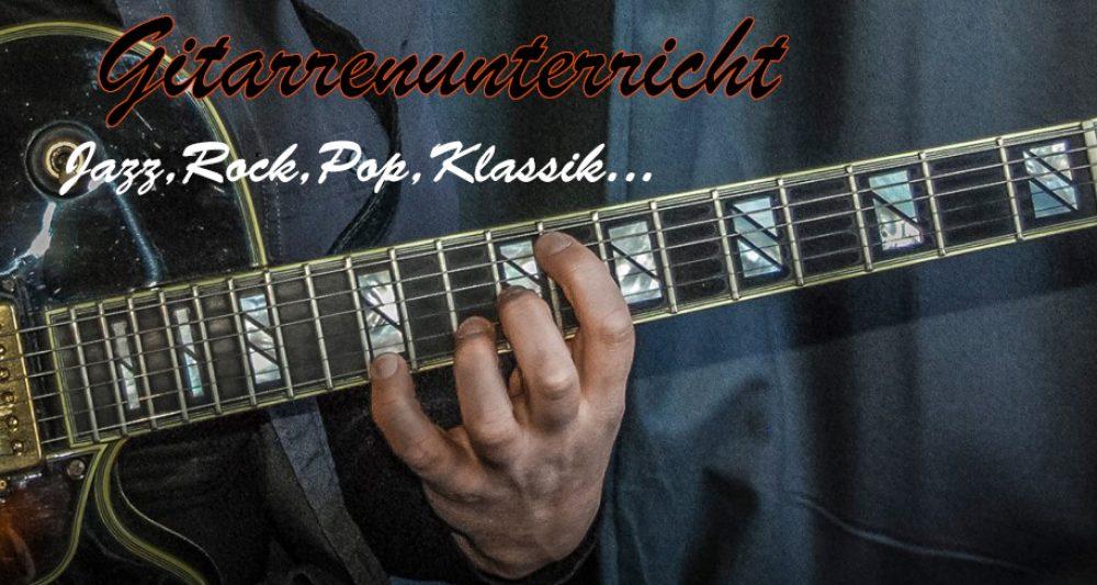 Gitarrenunterricht in Bonn